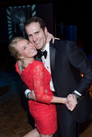 11 Ashley and Michael Woodson at the Covenant House Gala March 2015