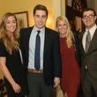 Megan Discon, David Duperier, Annie Aberg, Thomas King, Voice of Hope Dinner