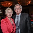 198 Holocaust Museum Moral Courage Award May 2013 Mayor Annise Parker with Fred Zeidman, former chairman of the U.S. Holocaust Memorial Council