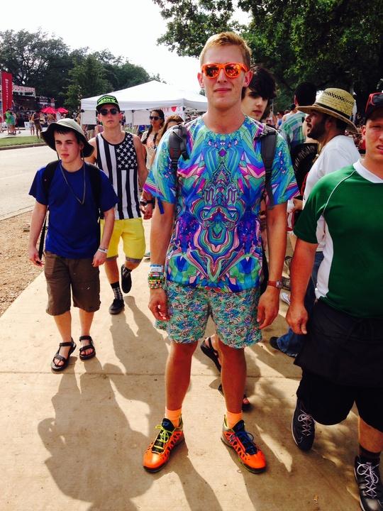 Free Press Summer Fest June 2014 fashion