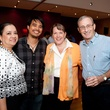 171 Tess Tuazon, from left, Anthony Guervara, LeeAnne Nash and Lee Bumgarner at the Leo Bar relaunch party October 2013