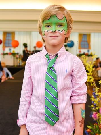 2 Houston Symphony children's fashion show April 2013 Antoine De Gramont