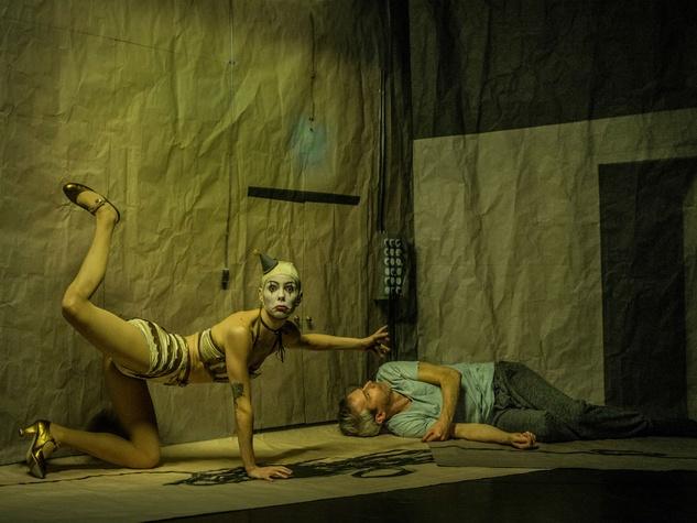 Kidd Pivot Dance Company