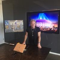 Joey Kramer Aerosmith Rockin Roastin coffee