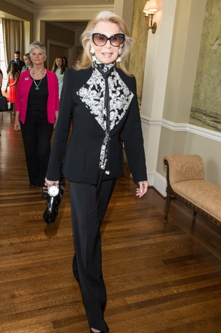 Houston, I Am Waters Luncheon_May 2015, Joan Shnitzer