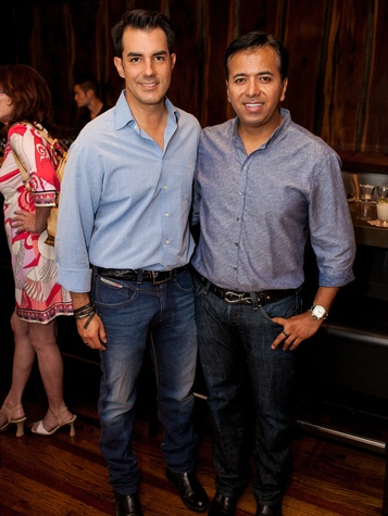 Gabriel Suarez, David Morales