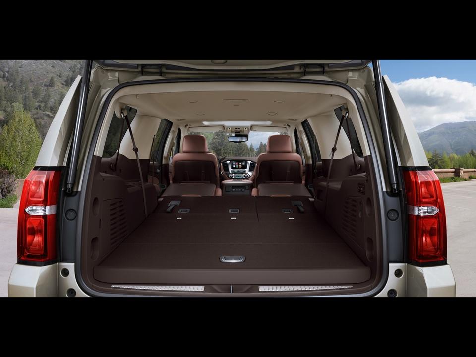 Chevrolet 2015 Suburban