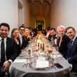 Tom Ford dinner Sergio Morales, Anne Lee Phillips, Ceron, Kelly Silvers, Fady Armanious, Vivian Wise, Michael Mandola