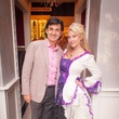 111 Philippe Schmit and Magan M. Hunt at the Stages Repertory Theatre Soiree Marie October 2014