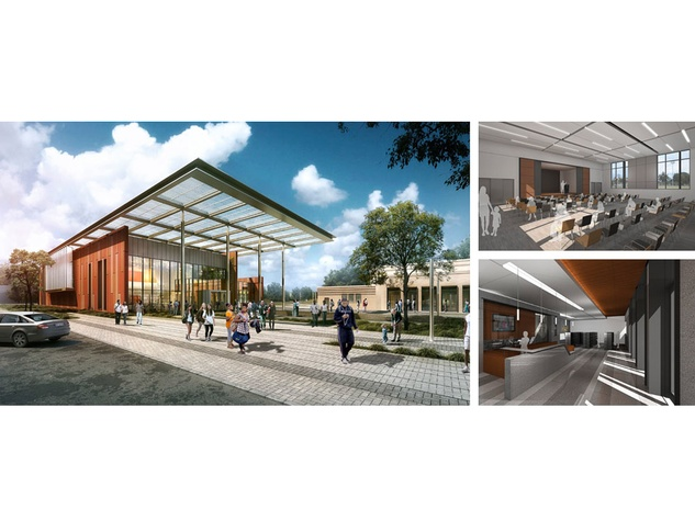 11, Emancipation Park, rendering