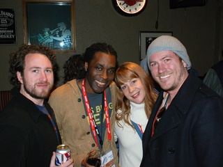 James Faust, Sundance Film Festival, Texas party, January 2013