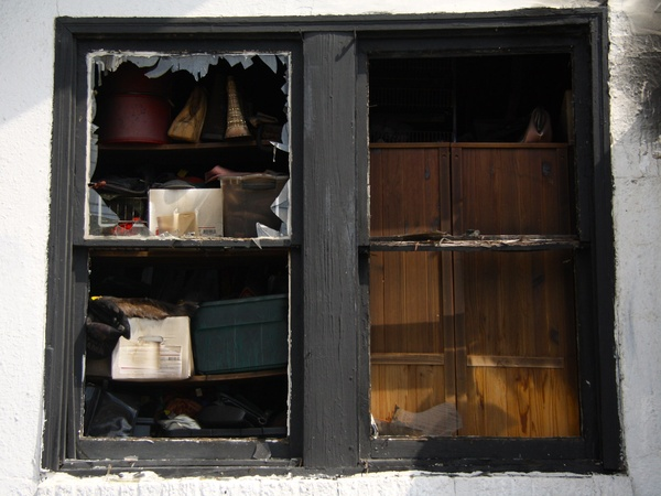 Vintage Montrose store burns to a crisp in fire Owner a