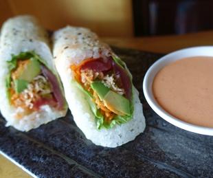 Street ATX Asian food sushi
