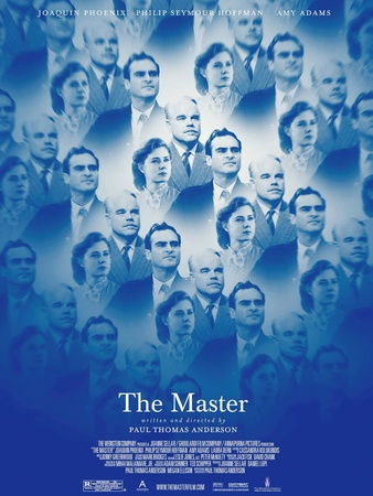 Joe Leydon, The Master, movie poster, September 2012