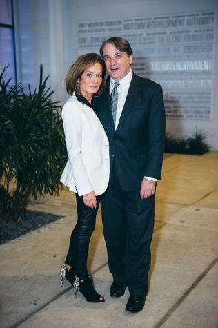 Gulf Coast Journal gala, Melanie Gray, Mark Wawro