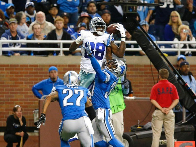 Dez Bryant makes great touchdown catch