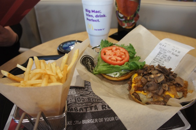 McDonald's Create Your Taste