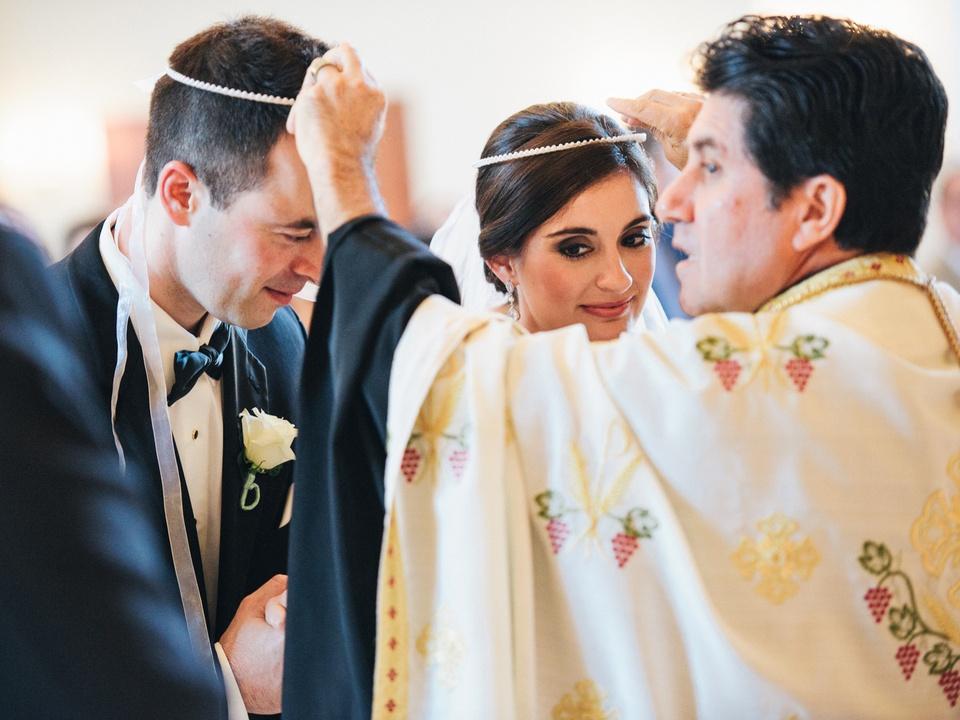 11 Spectacular Weddings February 2014 Jamie and Takis Wedding