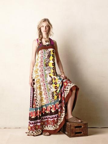 Etro boho dress