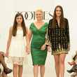 Recipe for Success Fashion Gene Awards, May 2015, Debbie Pakzaban, Ashley Pakzaban, Lexy Pakzaban