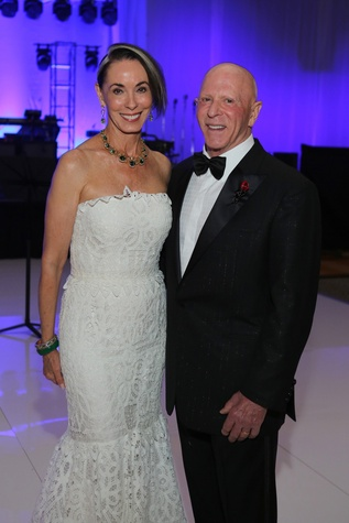 Symphony Ball, May 2015, Sue and Lester Smith