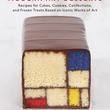 Modern art desserts book cover