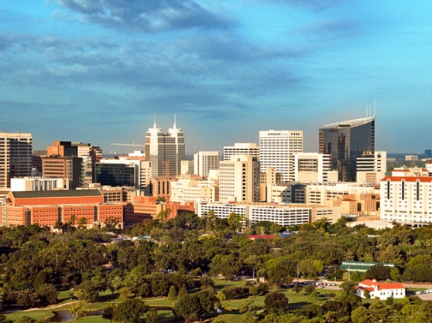 Houston, Highrise apartment views_May 2015, Mosaic