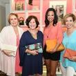 Houston, Elaine Turner Apparel Launch Party, May 2015, Clare Sullivan Jackson, Nancy Levicki, Mia Gradney, Roseann Rogers
