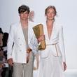 Fashion Week spring summer 2014 Michael Kors Look 1,2