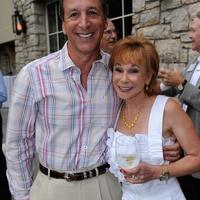 Methodist Hospital event, Aspen, July 2012, Jack Dinerstein, Nancy Dinerstein