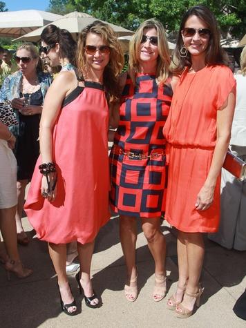 News_ROCC tennis luncheon_April 2011_Mimi Marix_Amy Hammer_Kristi Whiteside