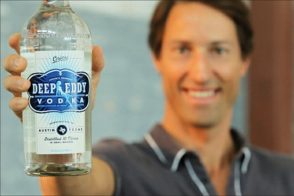 Clayton Christopher of Deep Eddy Vodka