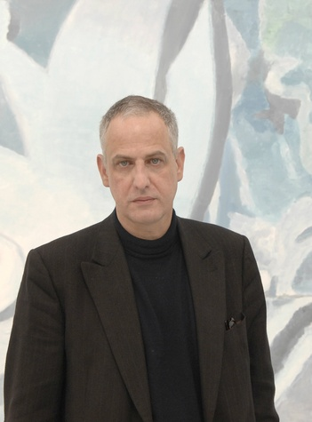 Artist Luc Tuymans