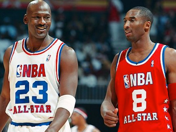 News_Michael Jordan_Kobe Bryant