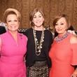 Latin Women Initiative Luncheon, Philamnea Baird, Karen Winston, Patricia Domingue