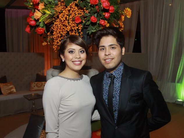 13 Mitzy and Ricardo Hurtado at the Houston Ballet/Carnan Properties party