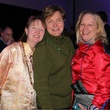 Laurie Foley, Robert Emery, Linda G. Moore at Toast to Life 2015
