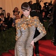 Coco Rocha at Met Costume Gala May 2013