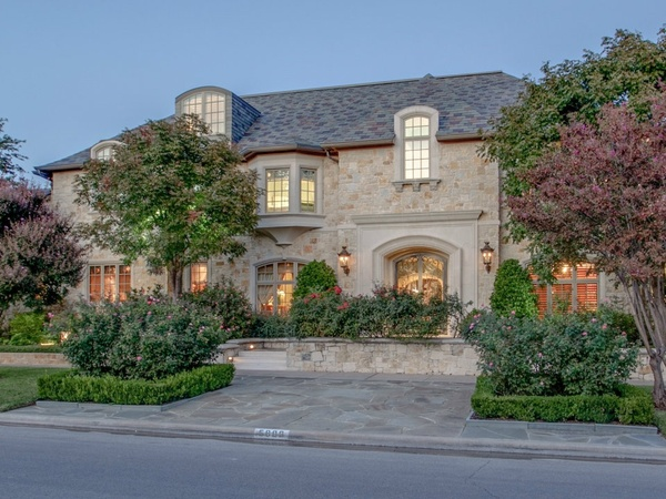 The 5 most expensive streets in dallas where homes are for Most expensive house in dallas