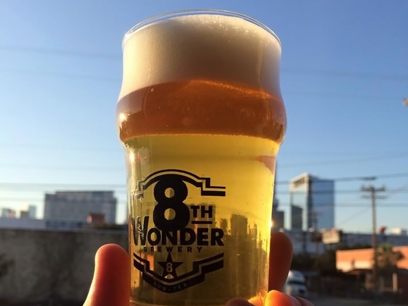 8th wonder brewery wedding