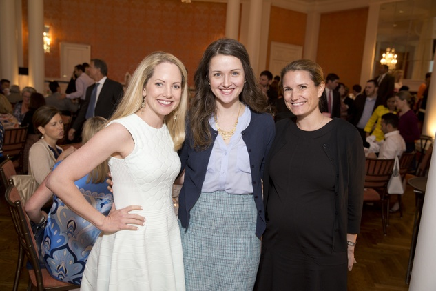Houston, Spaulding for Children Luncheon, May 2015, Brooke Hutson, Jamie Smith Luff, Lindsay Wallace