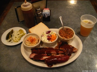 Austin Photo: Places_Food_Stubb's_BBQ_Meal