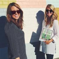 Erin Nugent and Lauren Beth Landry