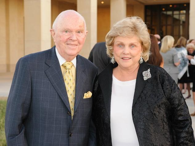 Ed Cox and Kerbey Clark