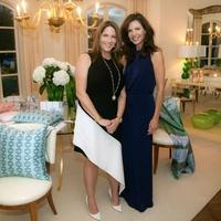Tribute Goods party, April 2014, Karen Pulaski, Carla McDonald