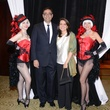 Arshad and Shazma Matin at Nora's Home Gala May 2014