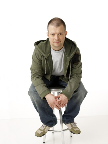 comedian and author Jim Norton of the Opie & Anthony Show