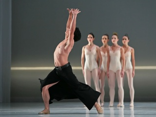 Houston Ballet presents <i>Director's Choice: Legends and Prodigy</i>