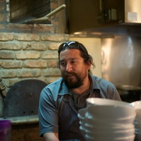 Randy Rucker Bramble pop-up dinner June 2014
