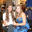 23 Olivia Reagan, left, and Lauren Martinez at the Neiman Marcus Men's Fall Trend Event September 2014